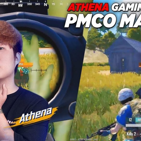Setting Sensitivitas PUBG Mobile Ala Athena Gaming