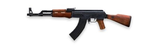 Senjata Buff Update FF Juli 2020 Senjata AK