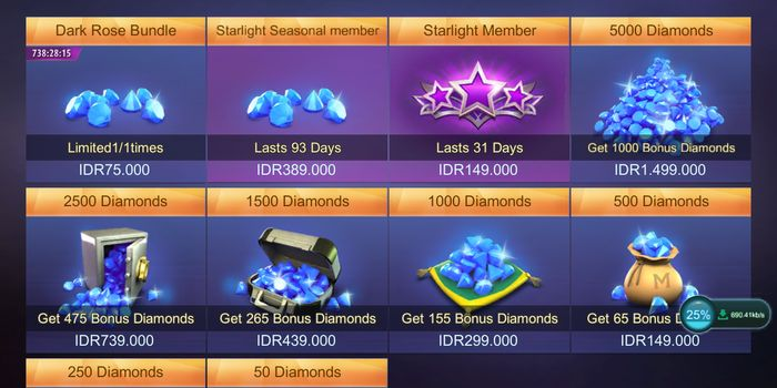 Cara Beli Diamond Mobile Legends (ML) & UC PUBG dengan Murah!