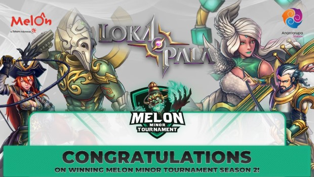 Inilah Sang Juara Melon Minor Tournament Season 2 Lokapala!