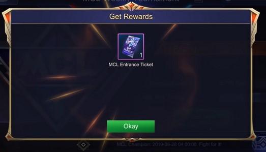 Cara Dapatkan Tiket MCL Gratis dengan Mudah