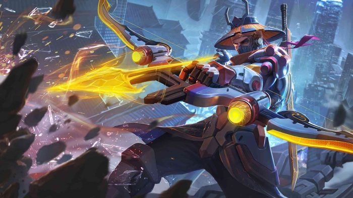 yi sun shin mobile legends split push hero