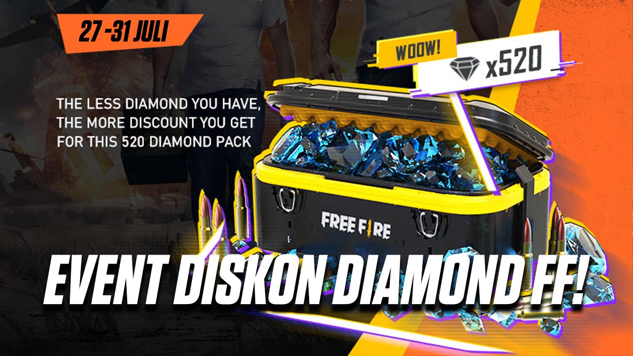 Diamond Price in Event Less is More FF