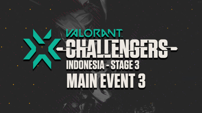 bracket vct indonesia 3 main event 3