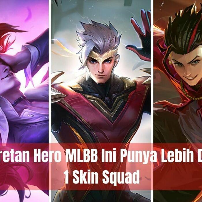 Skin Squad MLBB