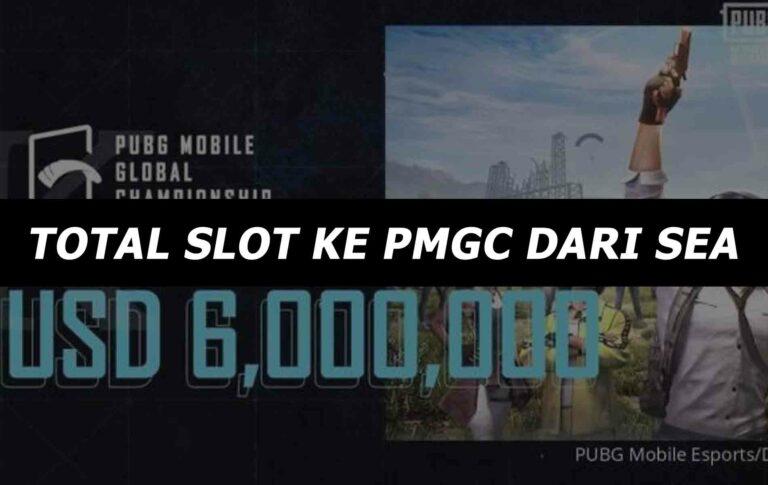Hanya Ada 4 Slot Buat Lolos ke PMGC 2021 dari PMPL SEA Season 4